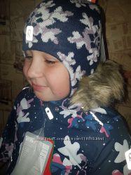 зимний комплект для девочки reima tec mimosa