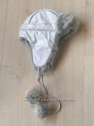Зимняя шапка на флисовой подкладке