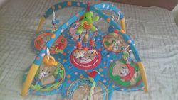 Детский развивающий коврик canpol  Мишки