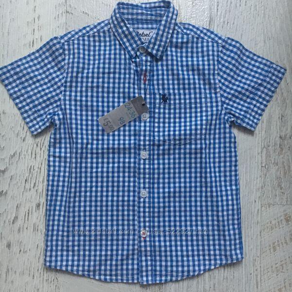 Летняя детская рубашка фирмы Primark  размер на 2-3 года.
