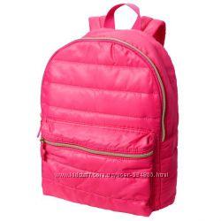 Розовый стеганый дошкольный рюкзак Crazy 8