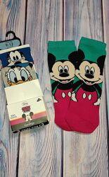 Комплект шкарпеток george набор детских носков носочки мики маус