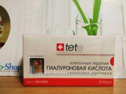 Tete Cosmeceutical Гиалуроновая кислота  комплекс пептидов