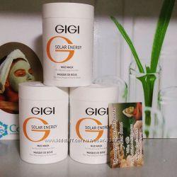 GiGi маска SOLAR ENERGY на распив 25мл для жирной пористой