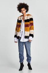 Мега стильная шубка Zara