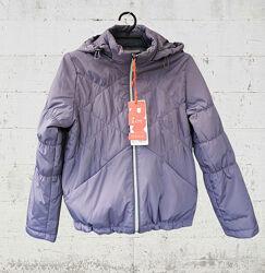 Демисезонная куртка для девочки Really Master. Шапка в Подарок