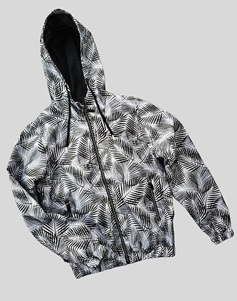 Легкая мужская куртка, ветровка, виндраннер, см. замеры в описании товара
