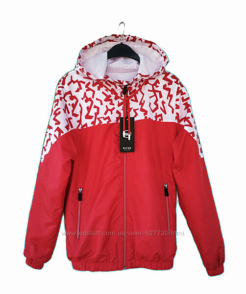 Легкая мужская ветровка, куртка, виндраннер, см. замеры в описании товара