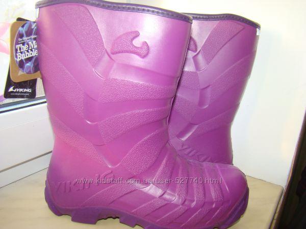 Термосапоги  Viking Unisex-Child Ultra Boots Викинг р. 37