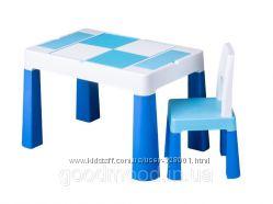 Новинка Набор столик и стульчик Multifan Eco Tega Baby