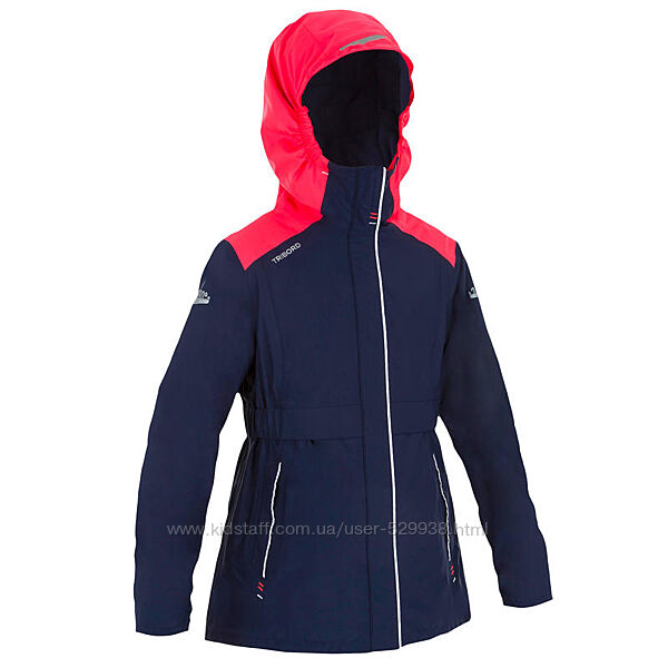 Демисезонная куртка Decathlon на девочку , р-р 152