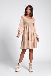 Коллекция элегантных демисезонных платьев от модного бренда SL-ARTMON