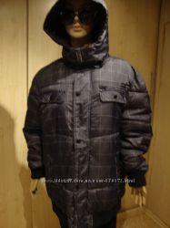 Куртка тёплая мужская фирменная на крупного мужчину.