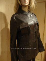 Куртка мягкая натуральная кожа.