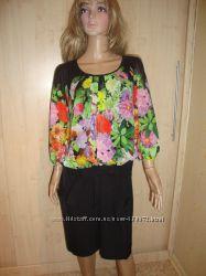 Платье Цветы 48.