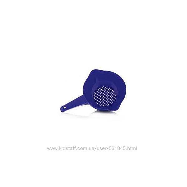 Дуршлачок в фиолетовом  и мятном цвете l Tupperware