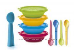 Набор  тарелок Радость  4шт Tupperware