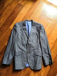 Пиджак для школьника размер 38 EU48