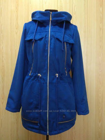 Куртка ветровка демисезонная ворс 44-52 разные цвета