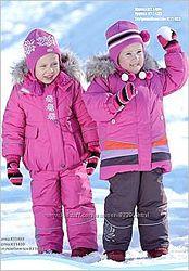 Зимняя удлиненная курточка Lenne Becca - 116 р.