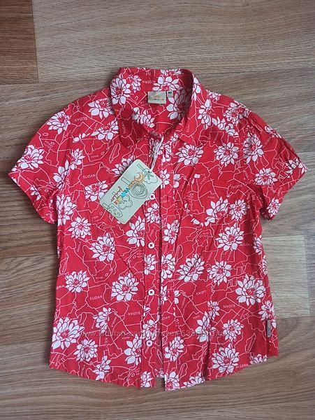 Блузка рубашка Outventure - 140 р.