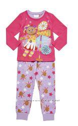 Пижама для девочки Tesco