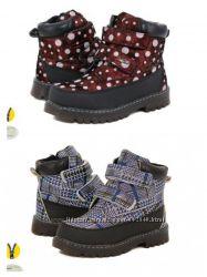 Стильные демисезонные ботинки  тм Jong Golf 27-32р. Качество отличное