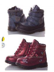 Стильные зимние ботинки 22-27 р  Jong Golf. Качество отличное