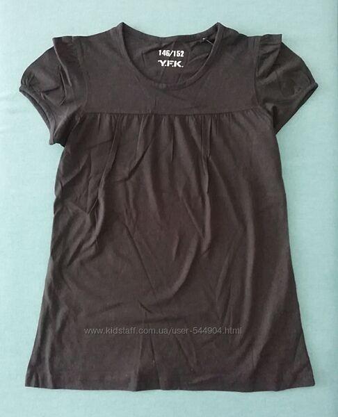Хлопковая футболка Y. F. K. с kik на 146-152 см