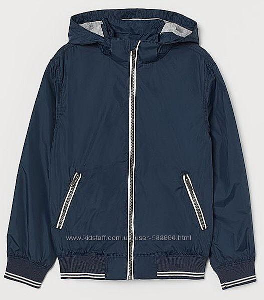 Ветровка, куртка с капюшоном для подростака H&M 14 плюс лет, 170 см