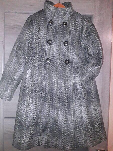 Пальто на девочку от Wojcik