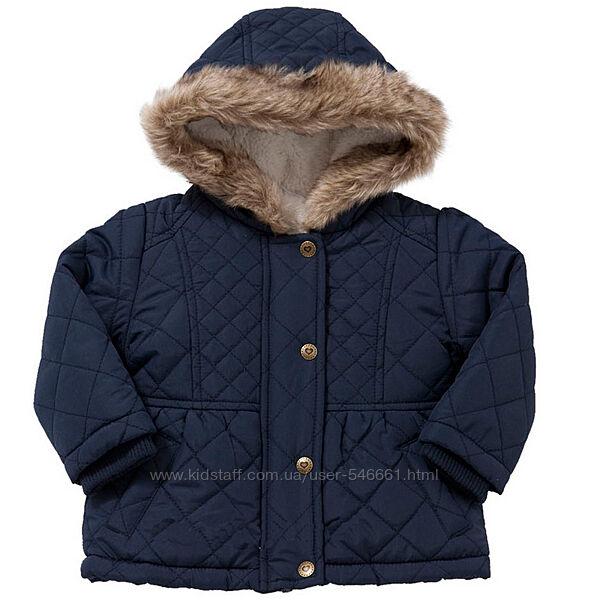 Куртка F&F для девочки демисезон