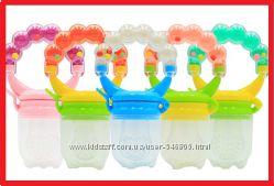 Ниблер-погремушка силиконовый