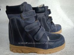 Зимние Ортекс на Овчине, ортопедические ботинки Т-529