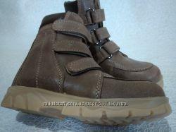 Демисезонные ботинки ортопедические Т-529, Ортекс