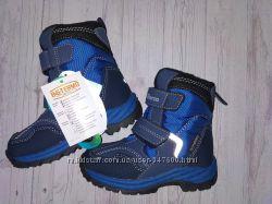 Зимние термоботинки B&G , ботинки