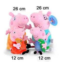 Игровой набор Семья Пеппы среднего размера