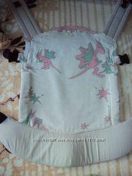 Эргорюзкак из шарфовой ткани дидимос непомуки
