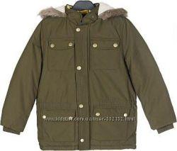 Зимние курточки для мальчиков Carters 2-6 лет