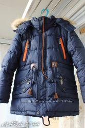Зимняя куртка мальчику 5-6 лет