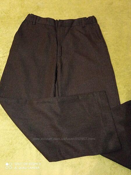 Школьные  брюки george 11 лет свободный крой