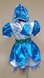 продажа костюм цветочка цветочек Подснежник, р. 104, 110-116с