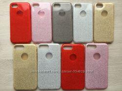 чехлы силикон с пластиком для iPhone, Samsung, Huawei, Meizu, Xiaomi в упак