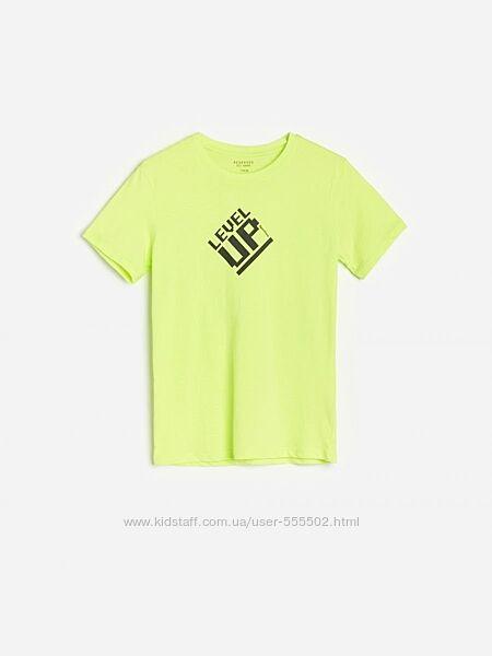 футболочка рубашка поло яркий принт