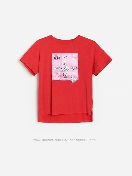 Фирменные футболочки для девочек