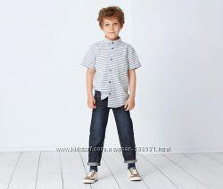 Плотные джинсы Tchibo. Размер 134-140 см.