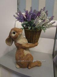 Эксклюзивный Кролик-кашпо Sealmark, США, новый.