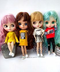 Куклы Blythe 5 подарков Блайт много видов, блайз, блитс