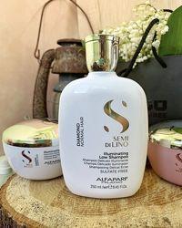 Alfaparf Milano   Semi di Lino Diamond Illuminating   Low Shampoo 250мл