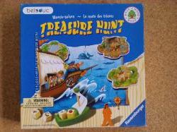 Игра настольная сокровища пиратов равенсбург
